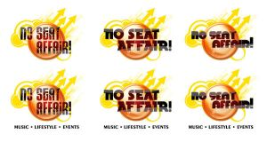 No Seat Affair LOGO by Ardnaz