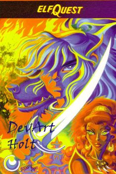 ID for the Elfquest Club by elfquest