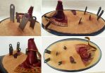 My handmade Journey Sculpture (MORE ANGLES) by Annabel158