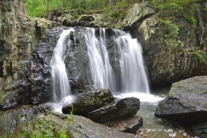 Waterfall 03 by empyreus-stock