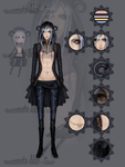 Royalty no 2 Adoptable Auction (CLOSED) by Mezamete-Akai--Tsuki