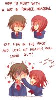-- Tokimeki Memorial little comic -- by Kurama-chan