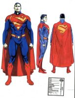 McG Superman 001 by RobertTheComicWriter