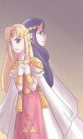 Albw Princesses by NarutoxHinatafan