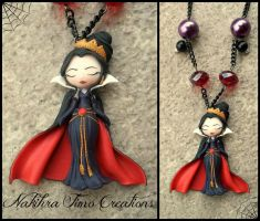 Grimilde Evil Queen Disney Villains Designer Colle by Nakihra