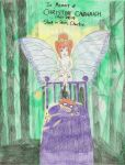 The Story of A Fairy Is... (For Christine) by Subarufoxboy