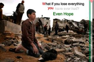 What if you lose everything Free Palestine Gaza by jamaicavb