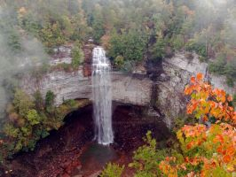 fall creek falls by stonekeepers