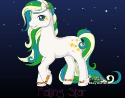 Falling Star by emeraldblossoms