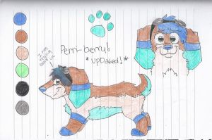 Perri-berry *UPDATED* by alexlovedogz