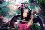 Morrigan by keruuu