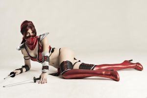 Skarlet cosplay by Nebulaluben