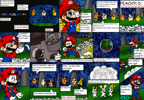 Super Mario Galaxy - Pg 12 by paratroopaCx