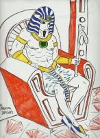pharaon 5 sur 24! by atsumimag