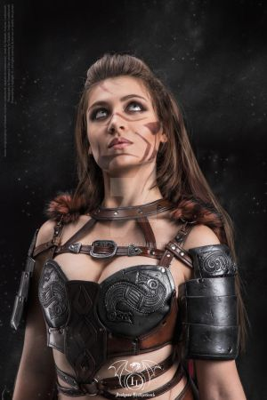 Guild Wars 2 Cosplay : Norn Armor 3 by Deakath