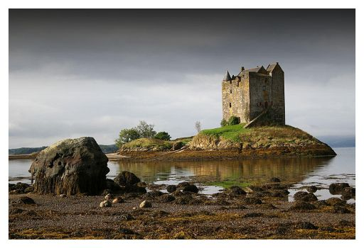 Castle Stalker by joesr