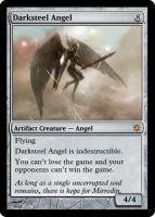 Darksteel Angel by JTMS