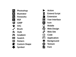 14px Design Resource Icon by Ashung