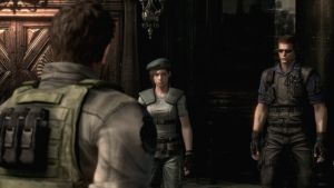 Resident Evil Hd by WolfShadow14081990