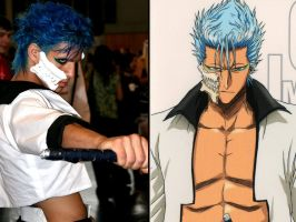 Grimmjow by Phase-B