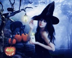 149. Hallowen is coming by Sannie10