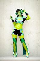 Ame Comi Jade Cosplay- Eardrums Be Damned. by JFamily
