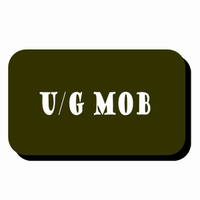 UG Mob Logo by snooperj