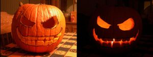 Jack-O-Lantern by ColonelYeo