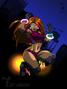 Jet by FooRay Colored by Dualmask