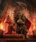 Dwarven King by mictones