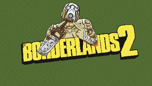 Minecraft Pixel Art - Borderlands 2 by BladeRazors