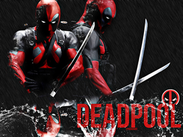 Deadpool Wallpaper by Cyrdanwwe