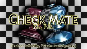 Checkmate Mockup Business Logo by Pi-Productions