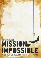 MISSION IMPOSSIBLE by rehAlone