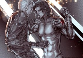 Stucky : I'm here to save you. by TrixSr