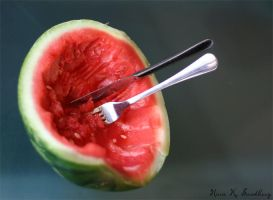 Watermelon by andaria
