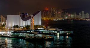 Star Ferry by Wilton-Wong