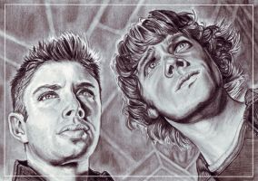 Team Winchester by MagDa-LeNaa