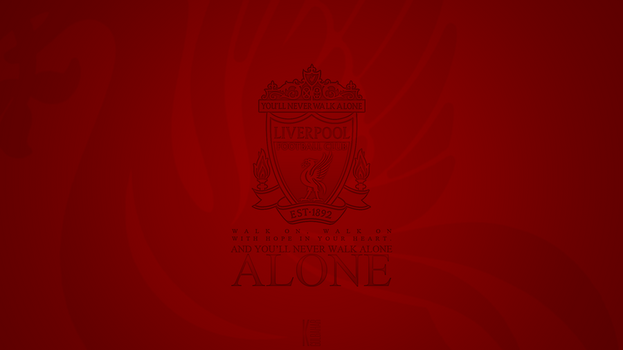 Liverpool FC Wallpaper (Red Version) by KGulbahar