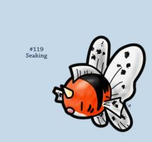 #119 - Seaking by FrostTechnology
