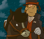 .:Monocle!Layton and Onyx:. by JACKSPICERCHASE
