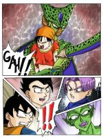 Pan vs Cell by Mastens