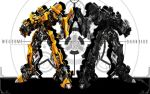 The Darkside - Bumblebee by ArkaneApocolypse