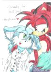 Khran and Gomi .:coloured:. by Juana-the-Hedchinda