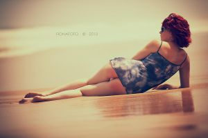 beachBUM by fionafoto