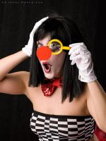 Tobie Clown 2 by KenCentauri