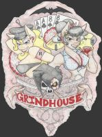 Grindhouse horror by Flicker-Show