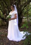 Jen Wedding Dress 1 by Falln-Stock