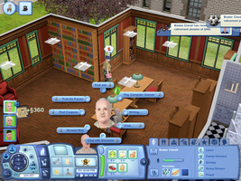 Trolling on Sims o.0 by X2010