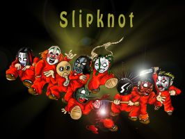 Slipknot by trigunnxer